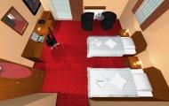Pokój typu Twin Comfort