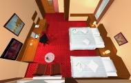 Zweibettzimmer Comfort plus